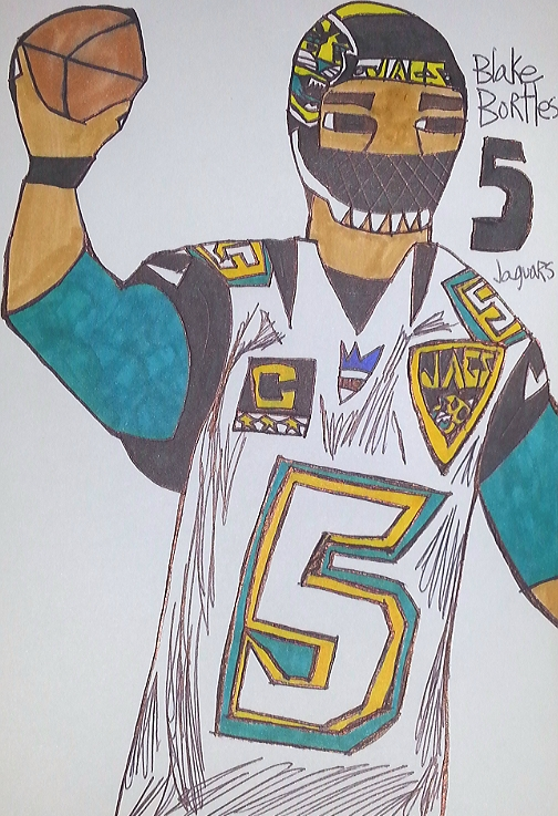 Blake Bortles by armattock